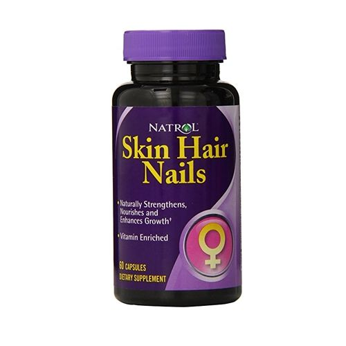 Natrol Skin Hair Nails
