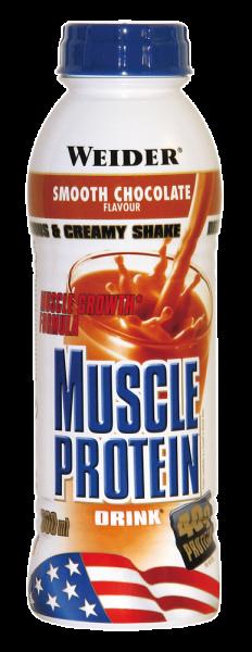 Weider Muscle Protein Drink