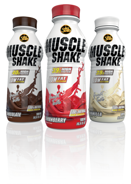 All Stars Protein Muscle Shake