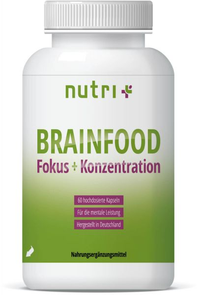 Nutri+ Vegan Brainfood