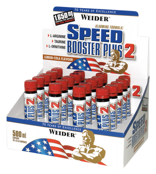 Weider Speed Booster Plus 2