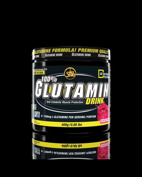All Stars 100% Glutamin Drink
