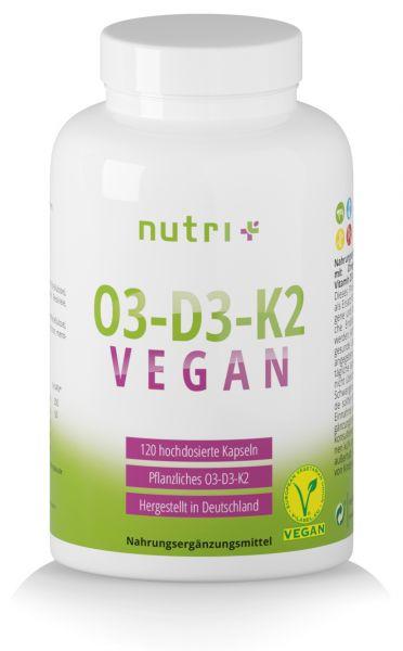 Nutri+ Vegan O3+D3+K2