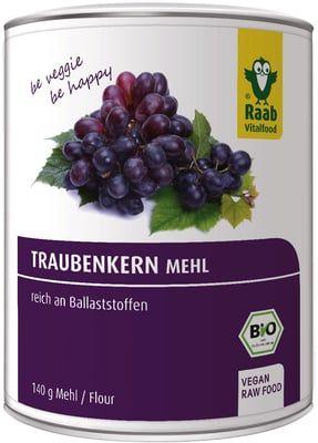 Raab Vitalfood Bio Traubenkern Mehl