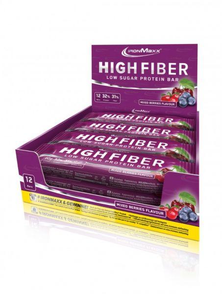 IronMaxx High Fiber Bar