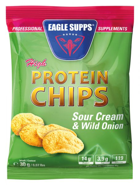 Eagle Supps High Protein Chips
