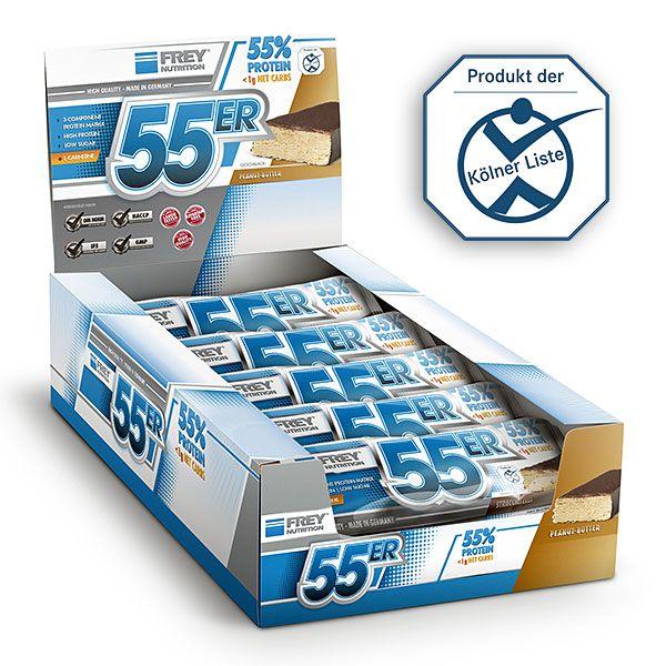 55er Protein Bar