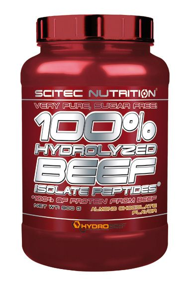 Scitec Nutrition 100% HYDROLYZED BEEF ISOLATE