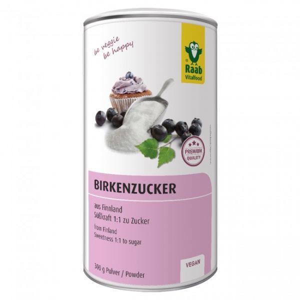 Raab Vitalfood, Birkenzucker (Xylit) Premium