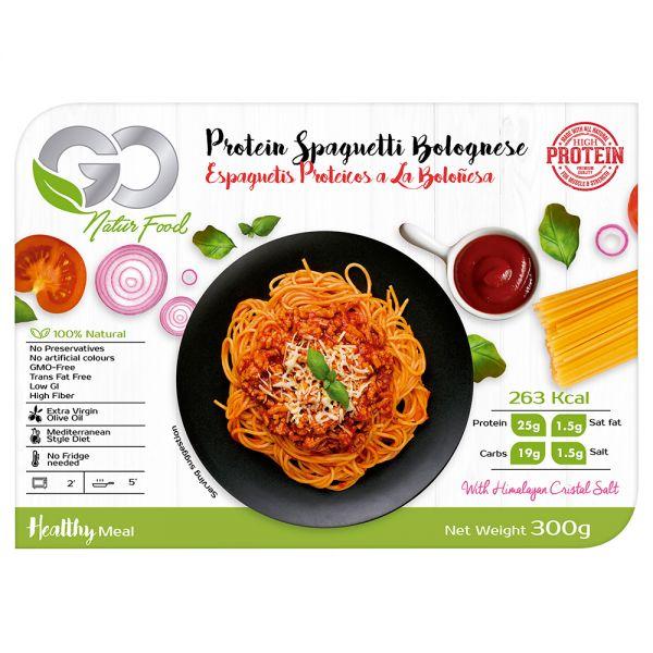 Go Natur Food Protein-Spaghetti à la Bolognese