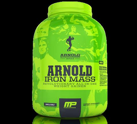 Muscle Pharm Arnold Iron Mass