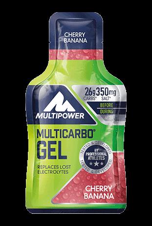 Multipower Multicarbo Gel