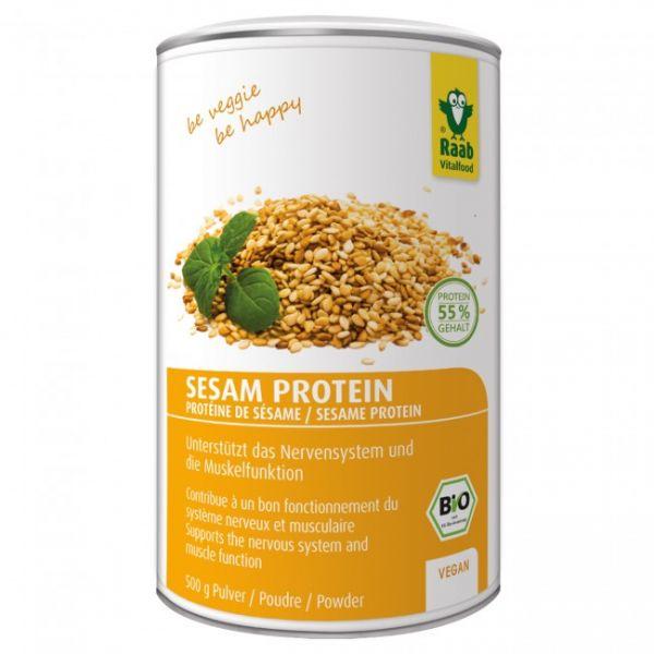 Raab Vitalfood Bio Bio Sesam Protein
