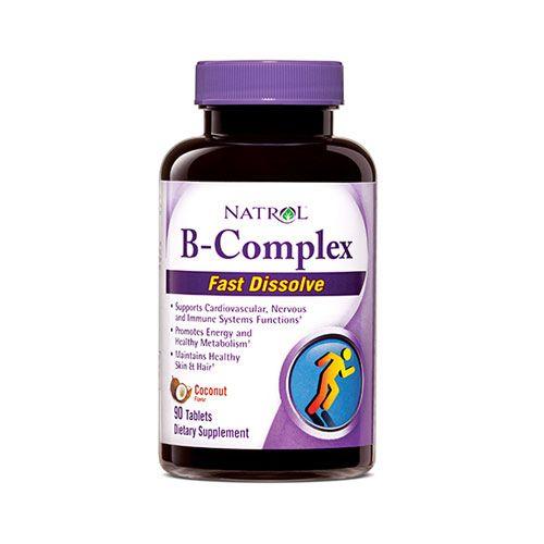 Natrol B-Complex F/D