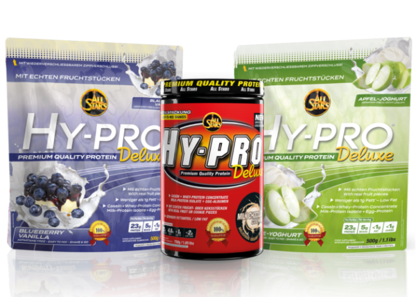 All Stars Protein Hy Pro Deluxe