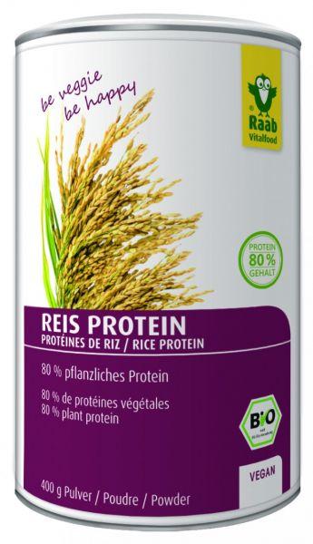 Raab Vitalfood Bio Reis Protein