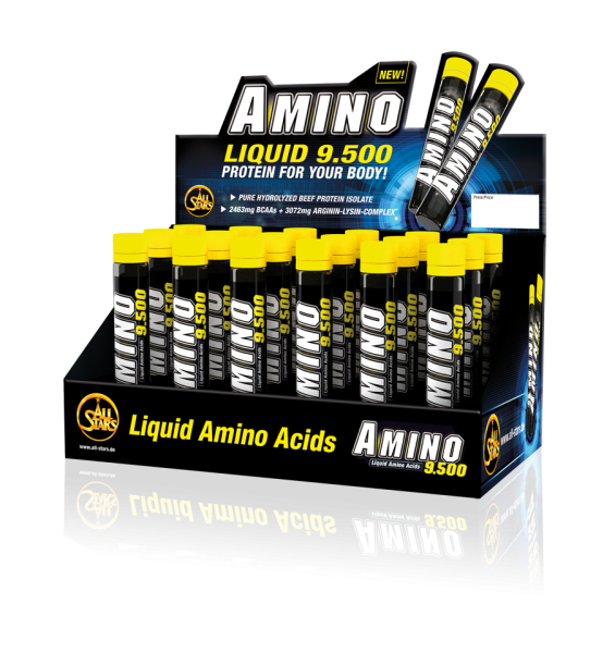 All Stars Amino Liquid 9500