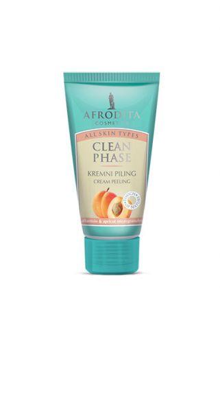 Afrodita CLEAN PHASE Creme Peeling