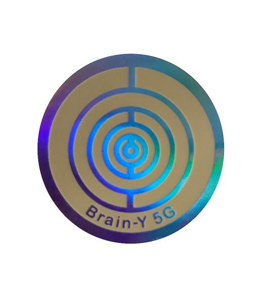 Brain-Y 5G-Folienaufkleber