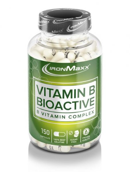 IronMaxx Vitamin B Bioactive