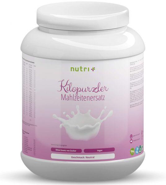 Nutri+ Vegan Kilopurzler