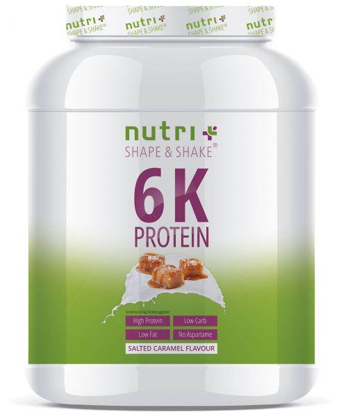Nutri+ Vegan 6K Protein
