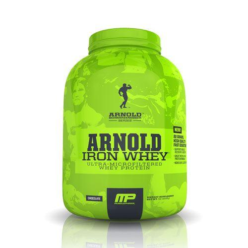 Muscle Pharm Arnold Iron Whey