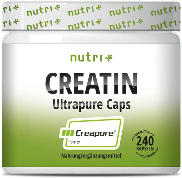 Nutri+ Creatin-Monohydrat