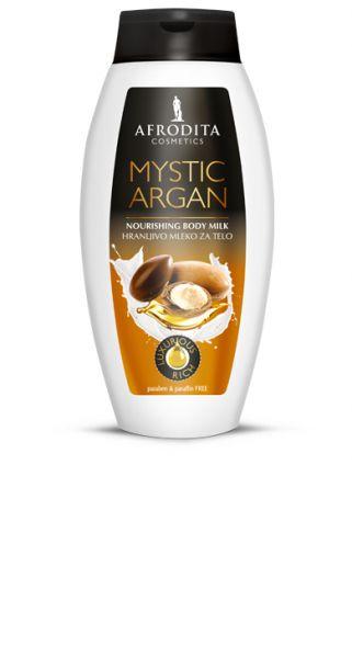 Afrodita MYSTIC ARGAN Körpermilch