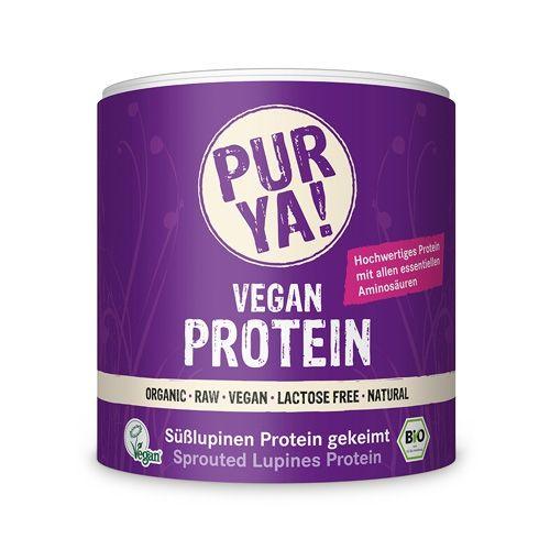 PurYa Süßlupinen Protein