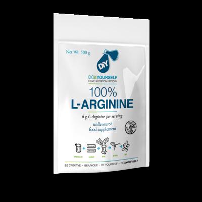 DiY 100% L-arginine