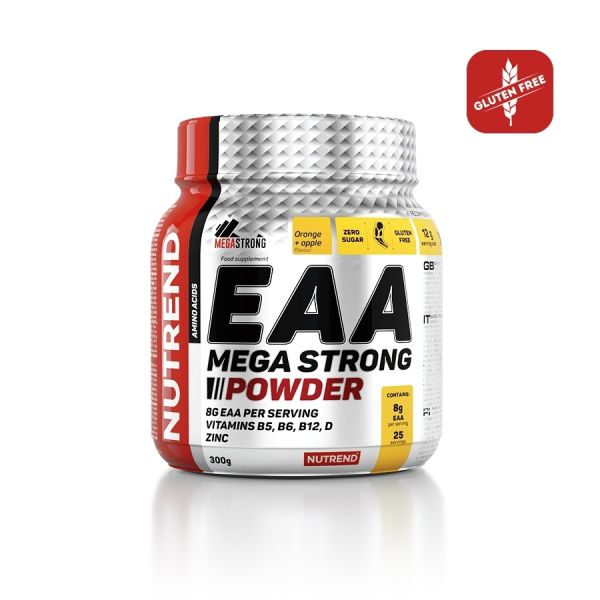 Nutrend EAA Mega Strong Powder