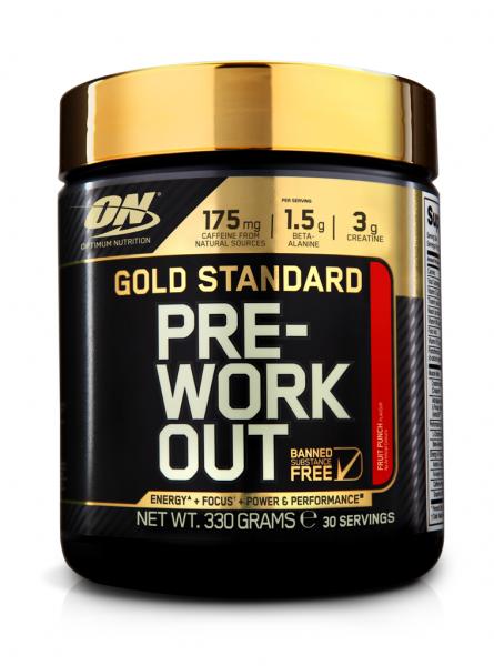 Optimum Nutrition Pre Workout 330g
