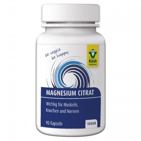 Raab Vitalfood Magnesiumcitrat