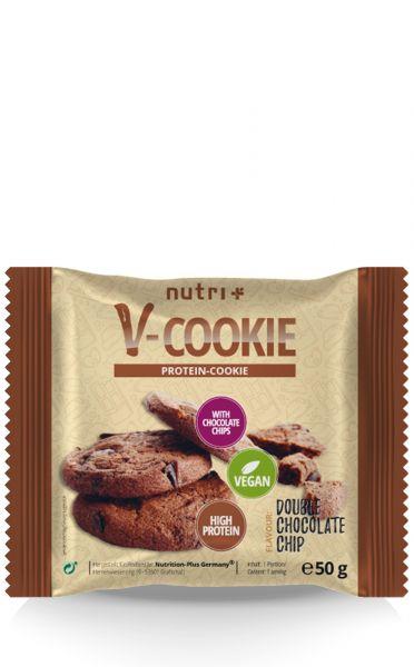Nutri+ Vegan V-Cookies
