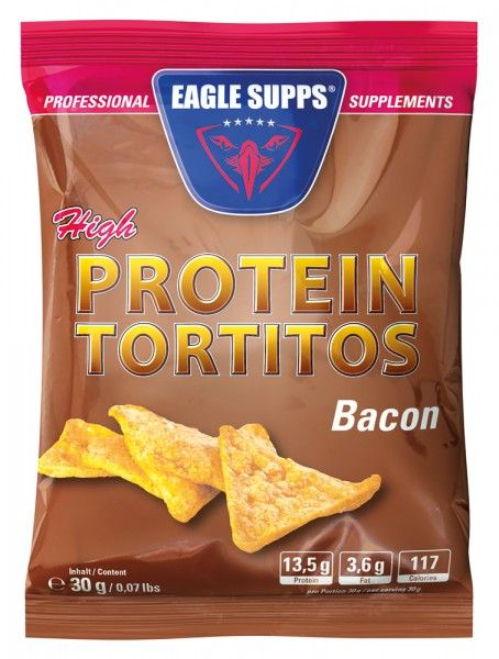 Eagle Supps High Protein Tortitos