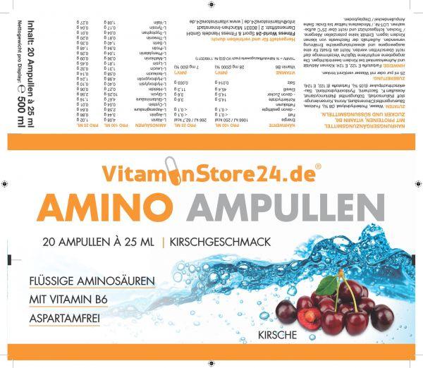 VitaminStore24 Amino Ampulle