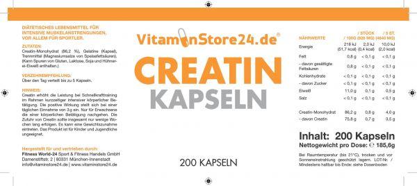 VitaminStore24 Creatin