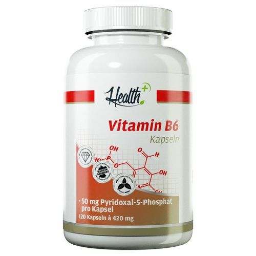 Health+ Vitamin B6
