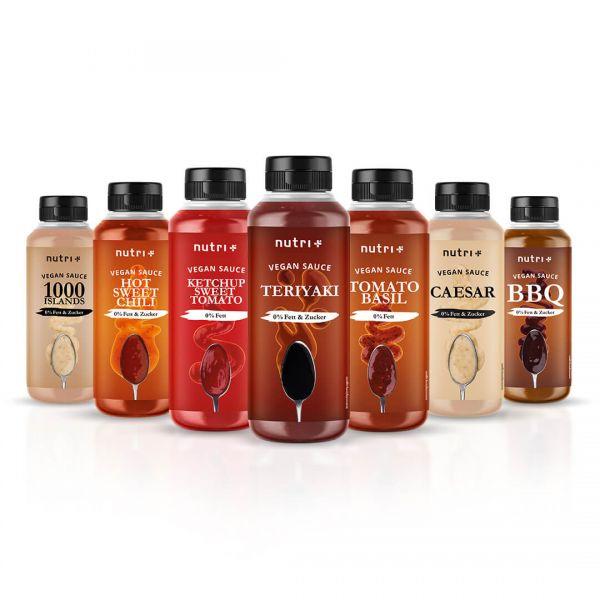 Nutri+ Vegan Sauce