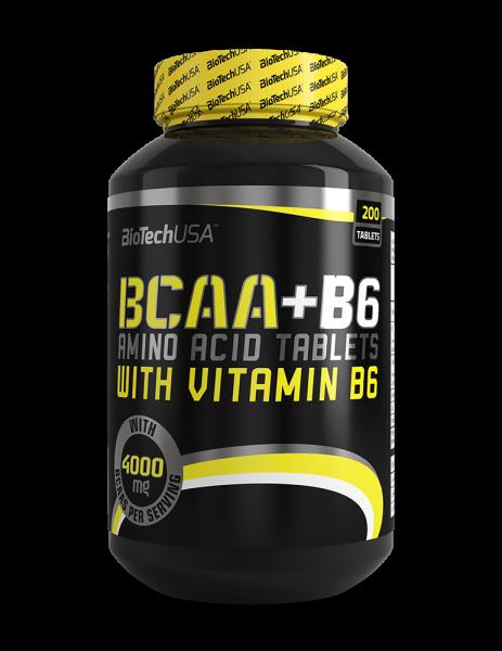 BioTech USA BCAA-B6