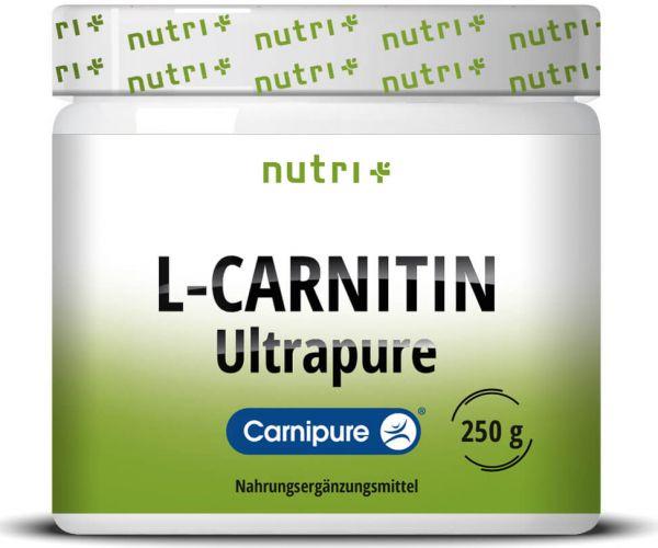 Nutri+Vegan L-Carnipure