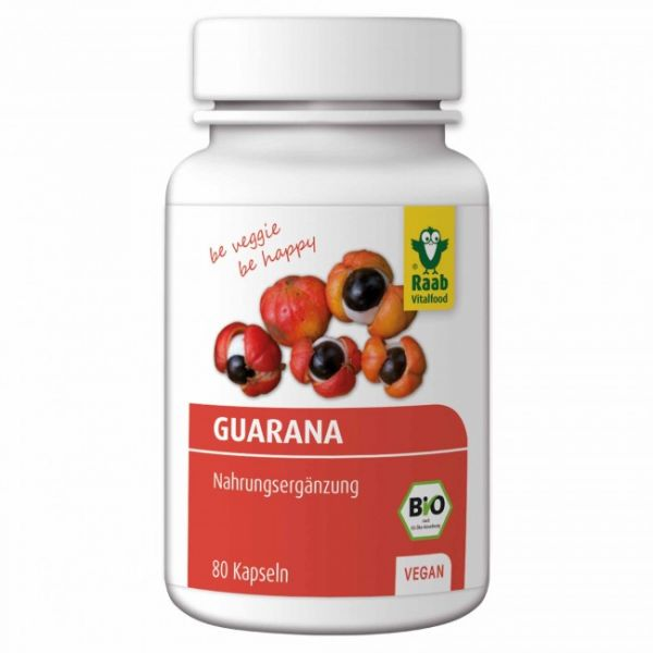 Raab Vitalfood Guarana BIO