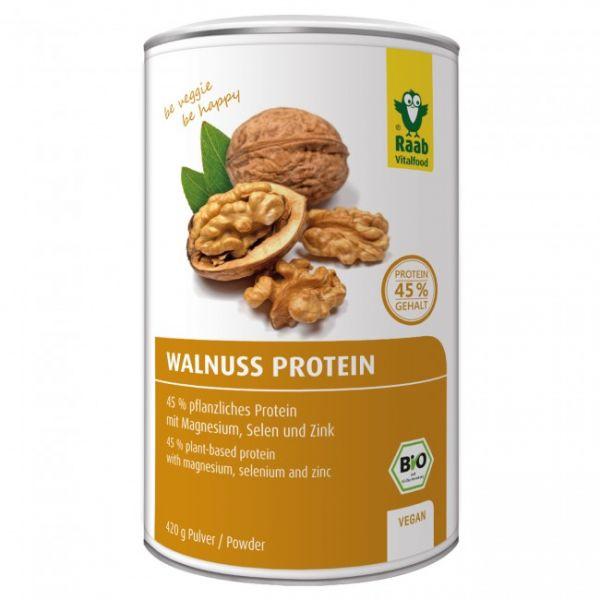 Raab Vitalfood Walnuss Protein Bio