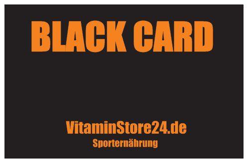 "Black Card 5% ""Kundenkarte"""