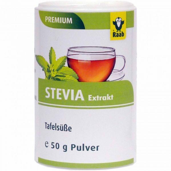 Raab Vitalfood Stevia Extrakt
