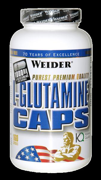 Weider L-Glutamine Caps