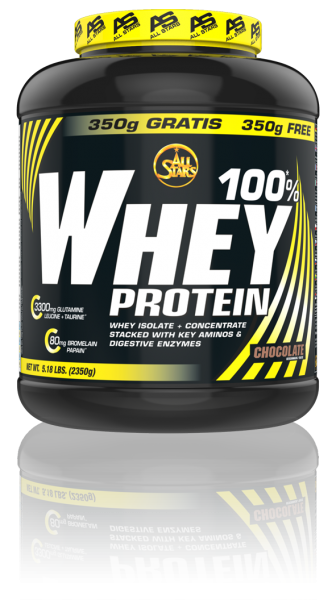 All Stars 100% WHEY PROTEIN
