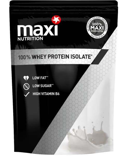 Maxi Nutrition 100% Whey Protein Isolate