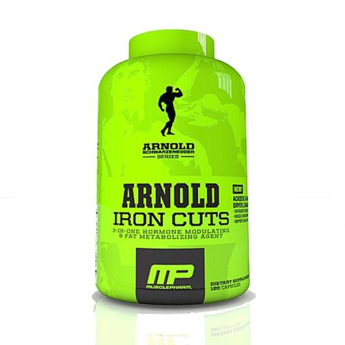 Muscle Pharm Arnold Iron Cuts